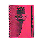 Owners Manual: Farmall A, AV