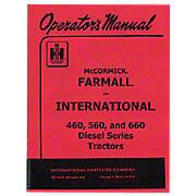 Operators Manual: IH 560 Diesel