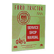 Ford NAA Service Manual Reprint