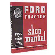 Ford Service Manual Reprint