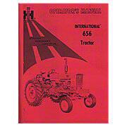 Operators Manual: IH 656