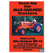 Allis-Chalmers Tune-Up Video (Dvd)