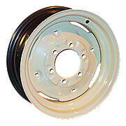 "6"" x 16"", (6 Lug) Front Wheel with 4 wheel weight holes"